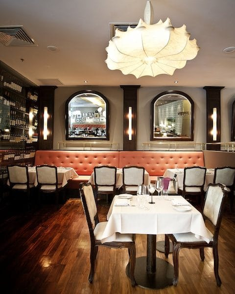 A quietly decadent brunch at Brasserie Wolf