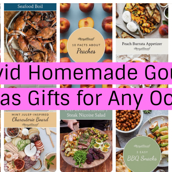 Harry and David Homemade Gourmet Treats to Send as Gifts for Any Occasion